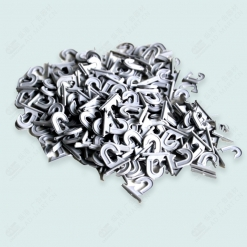 铝合金挂画轴(磨砂)-帽/钩   挂轴堵头、钩子
